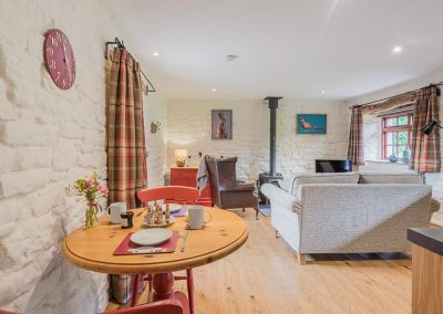 Hazelrigg for romantic weekends away and holidays in Cumbria | Howscales