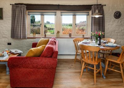 Inglewood spacious holiday cottage in Eden Valley, Cumbria | Howscales