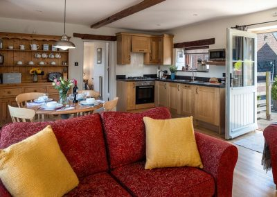 Inglewood rural holiday cottages in Cumbria | Howscales