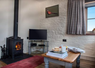 Dog-friendly holiday cottage with log burning stove in Cumbria | Howscales