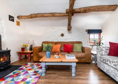 Ravendale luxurious dog-friendly holiday accommodation with woodburning stove in Cumbria | Howscales