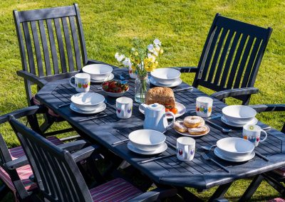 Ravendale holiday cottage with garden in Cumbria | Howscales