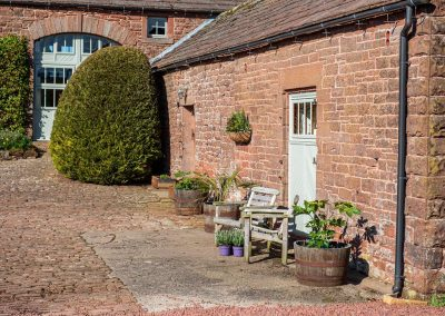 Hazelrigg holiday cottage in the beautiful Eden Valley | Howscales