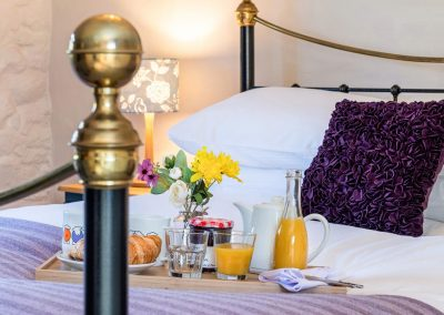 Hazelrigg, romantic holiday cottage for 2 for weekends away in Cumbria | Howscales