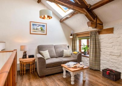 Geltsdale holiday cottage in the Eden Valley, Cumbria | Howscales